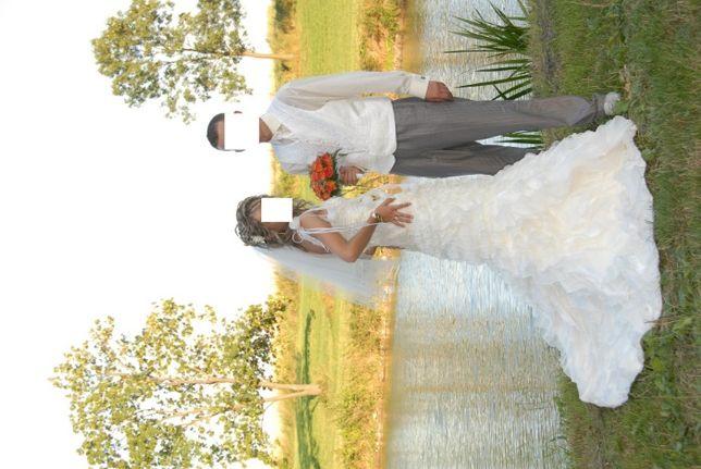 Suknia ślubna firmy Sposabella
