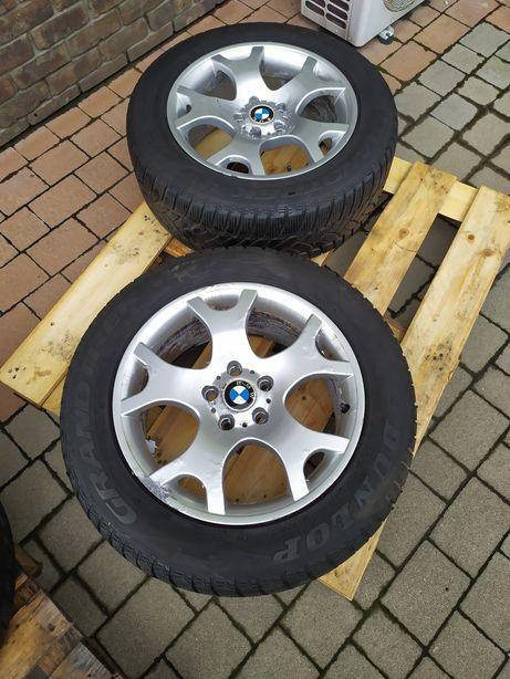 Koła BMW X5 Dunlop 255/55 R18