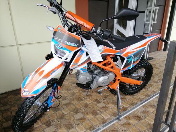 Мотоцикл, піт-бак, міні крос дитячий 110-125 Geon x-ride motosport