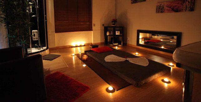 Massagista terapêutica