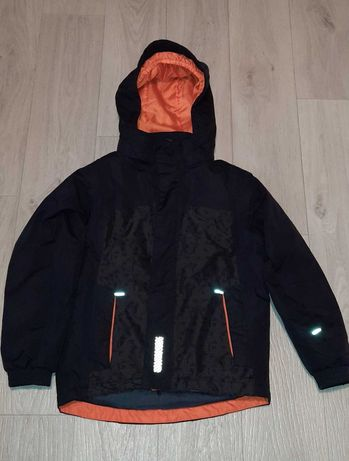 Куртка для мальчика 9-12 лет 134-140