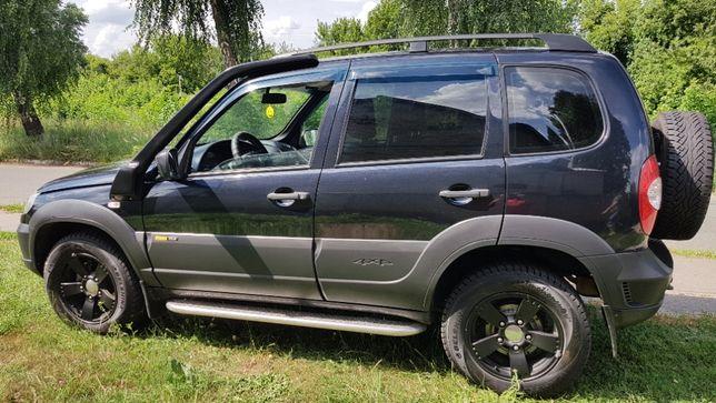 Chevrolet Niva Off Road 2016р