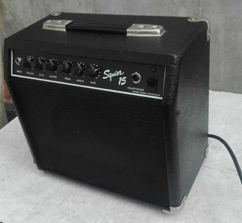 Fender Squier 15 Combo_rezerwacja do 20-go b.m.