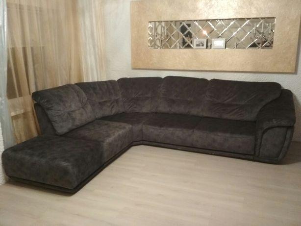 Перетяжка реставрация диванов