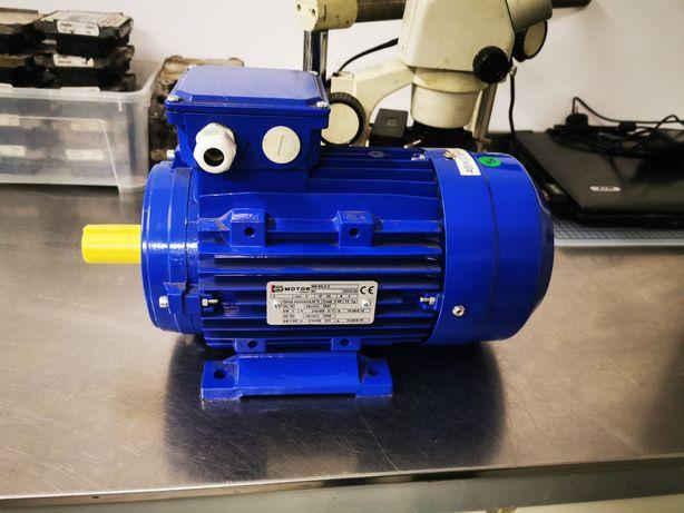 Silnik elektryczny 230v/400v 3KW trójfazowy 2840