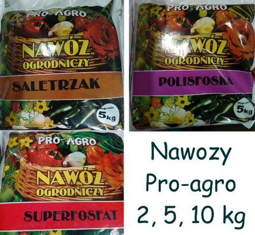 Nawozy ogrodnicze Pro-Agro Saletrzak Supersfosfat Polisfoska