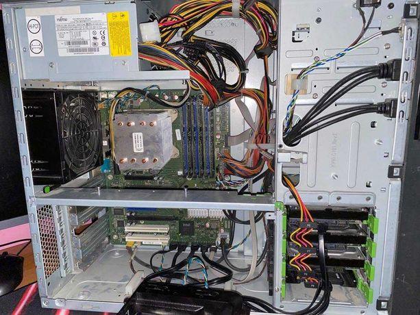 Serwer Celsius M470 XEON 6/12x2.66GHz, 24GB RAM, 1500GB HDD, 128GB SSD