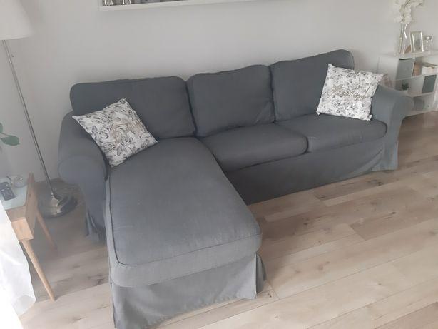 Sofa Ektorp z leżanką 2 + 1