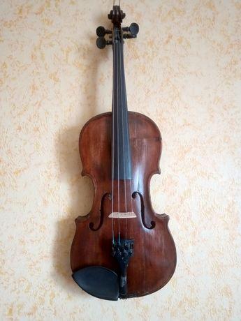 Скрипка 4/4 старинная