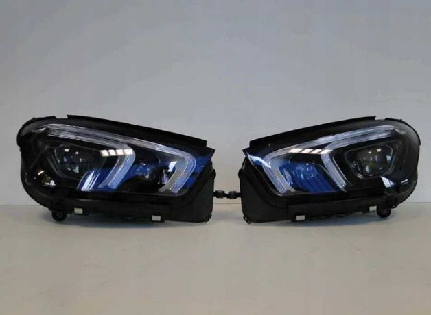 MERCEDES GLE W167 167 COUPE multibeam led фары