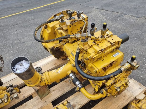 pompa hydrauliczna komatsu pc 210-5