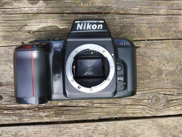 Фотоаппарат Nikon F-601 (Nikon N6006 )