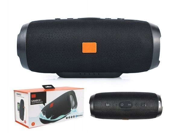 Tuba Głośnik Bezprzewodowy Bluetooth Boombox