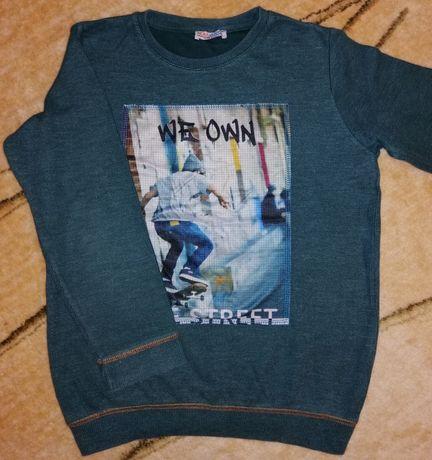 Bluza chłopięca rozmiar 9-10 lat