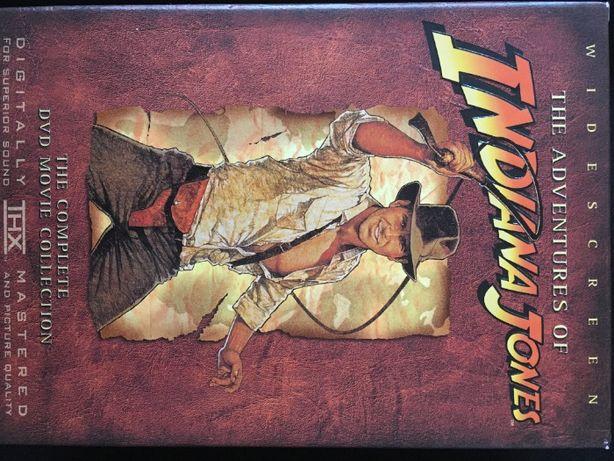 Indiana Jones Kolekcja - DVD