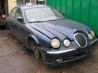Jaguar S-Type 4.0 2000r Tylko na części!