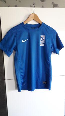 Koszulka + spodenki piłkarskie Nike KKS Lech Football Academy