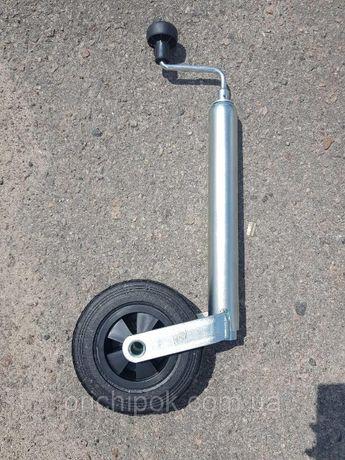 Опорное колесо 150 кг пластиковый диск Winterhoff