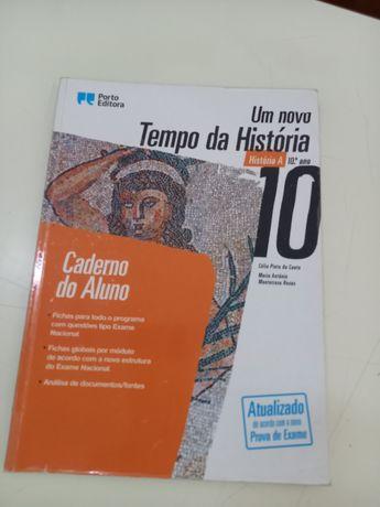Dossier aluno Novo Tempo da História 10ano