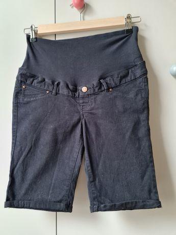 Krótkie, spodenki ciążowe z H&M