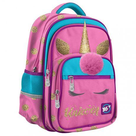 """ТОП! Рюкзак школьный YES S-37 для девочки """"Unicorn"""" С ГАРАНТИЕЙ"""