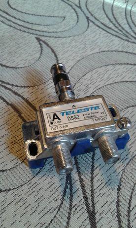 rozdzielacz antenowy teleste