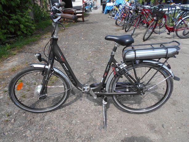 Rower damski GIANT -- Elektryczny