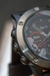 Часы спортивные Garmin Fenix 5x sapphire новые
