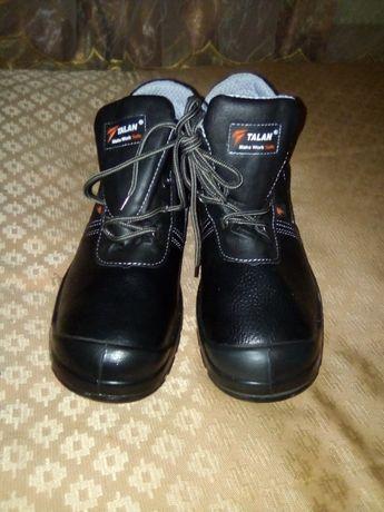 ботинки талан. размер: 43 и 44.
