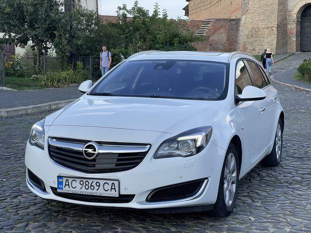 Opel Insignia OPC 4x4