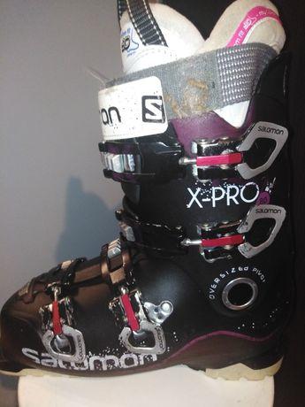 Buty narciarskie Salomon X-pro W 80 rozm. 26