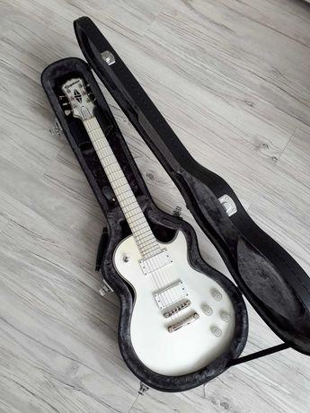 Epiphone Les Paul Custom Matt Heafy Snowfall MKH 6 string
