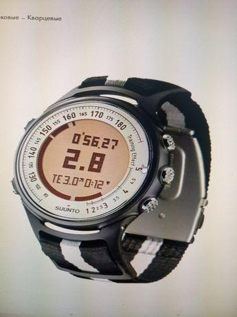 Спортивные наручные часы Suunto t4-black-white