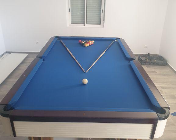 Snooker/Bilhar Montagem de pano