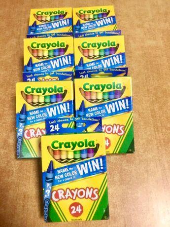 """Восковые карандаши """"Crayola"""""""