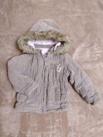 куртка осень-весна (2-3 года)