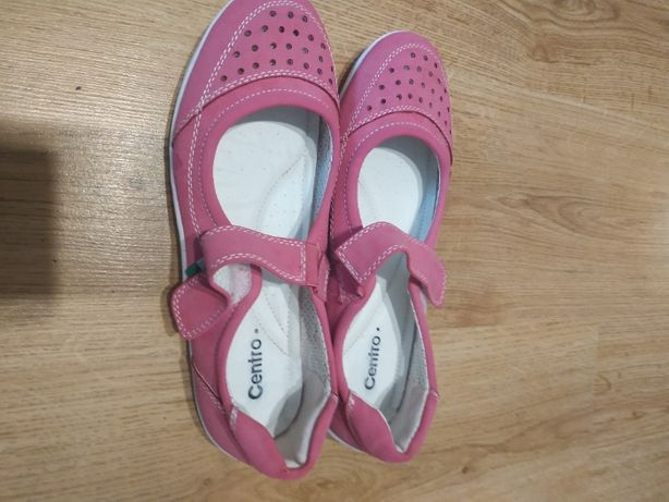 Туфли розовые размер 39. 25 см по стельке