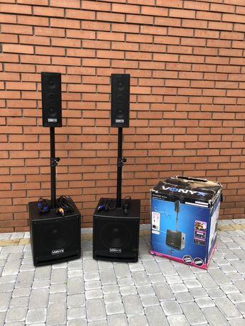 Активная акустическая система 1000w Vonyx колонки активні Германія