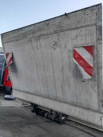 Winda Palfinger 750 kg do Fiat Ducato z montażem.