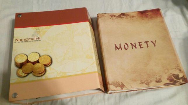 Albumy na monety 2zł-otowe okolicznościowe