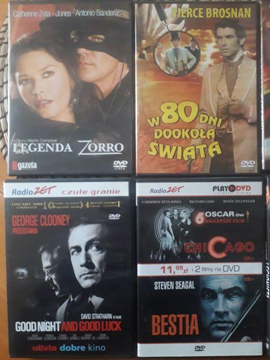 Zestaw 12 filmów DVD Kill Bill, Chicago Lublin - image 1