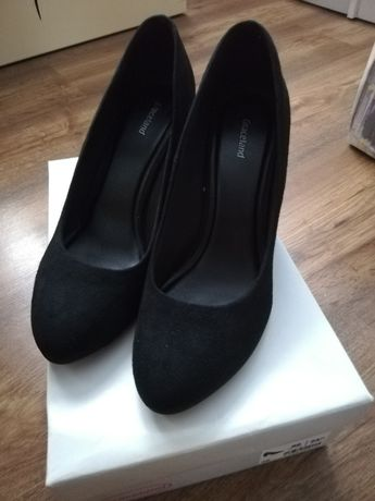 Buty zamszowe rozmiar 39