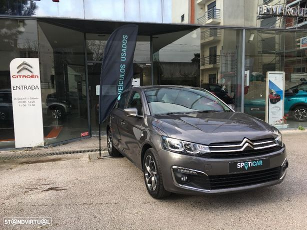 Citroën C-Elysée 1.5 BlueHDi Shine