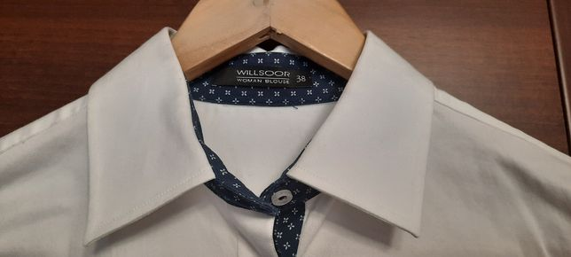 Willsoor elegancka koszula damska r. 38