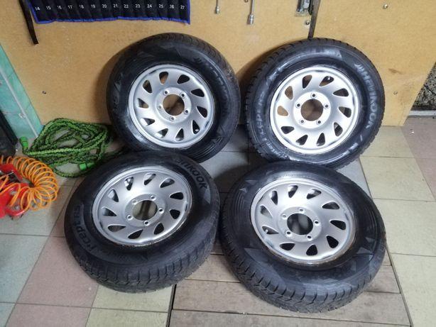 Koła opony felgi Suzuki Jimny 205/70r15