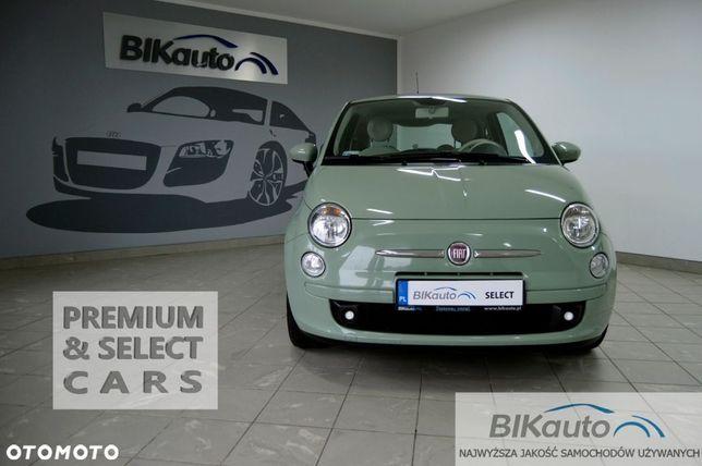 Fiat 500 piękny miętusek z polskiego salonu w idealnym stanie!