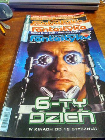 Czasopismo fantastyka 2001r