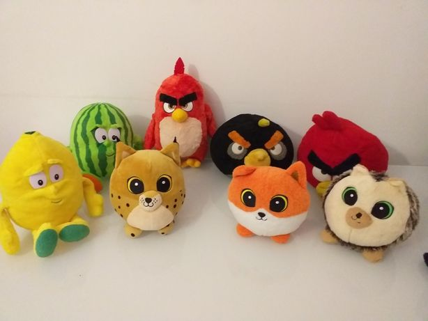 Peluches do lidil, pingo doce