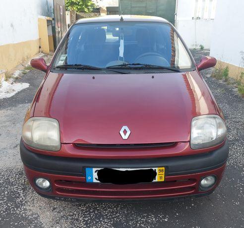 Renault clio impecável 1.2 GPL
