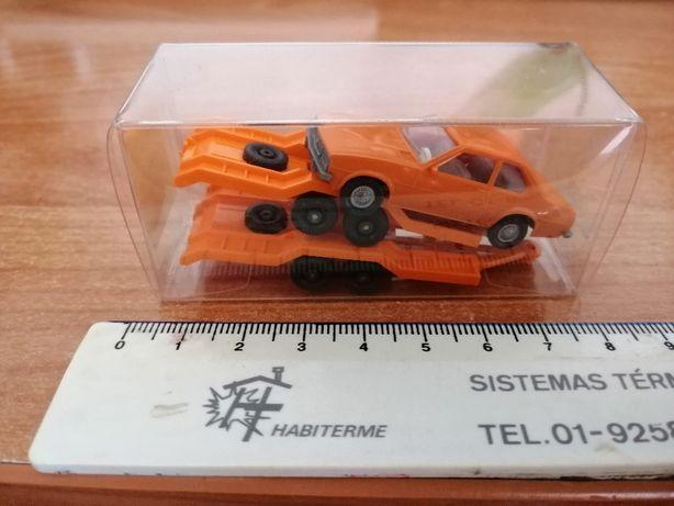 Miniatura Opel Ascona - escala 1:87